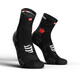 Compressport Pro Racing V3.0 Run High juoksusukat , musta